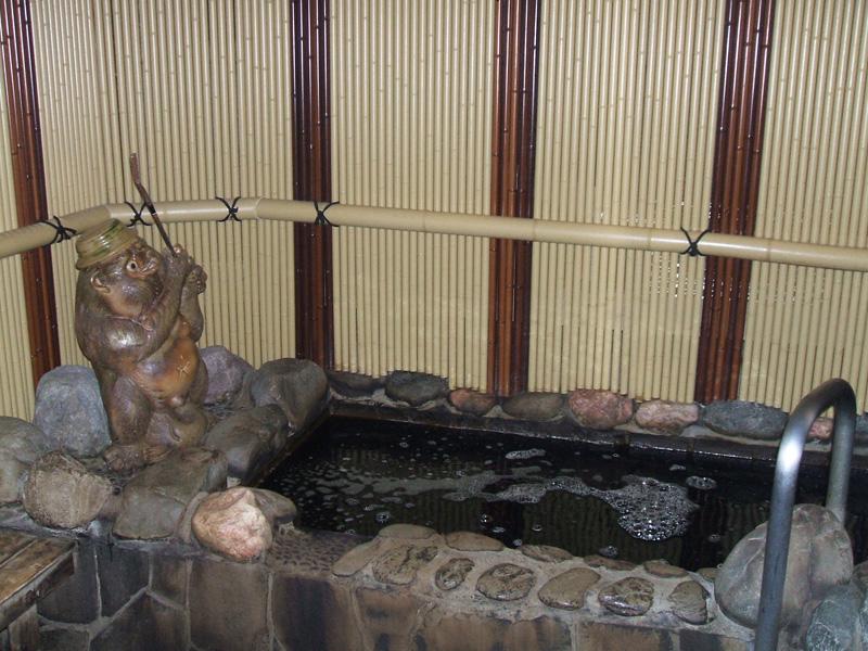照の湯(大田区黒湯温泉銭湯)