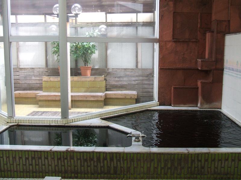 久松温泉(大田区の温泉銭湯)